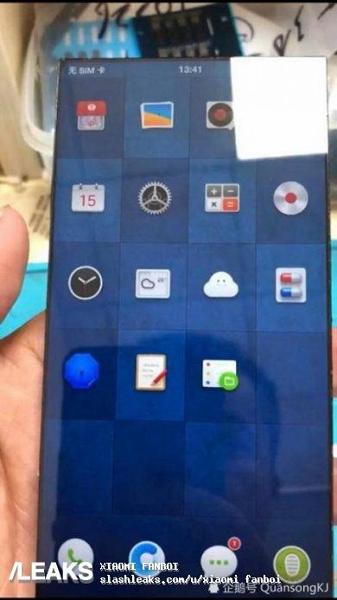"Смартфон Smartisan R2 показали на первом ""живом"" фото"