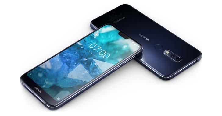 Представлен смартфон Nokia 7.1 (не Plus) с двойной камерой Zeiss