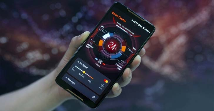 Продажи Asus ROG Phone стартуют 18 октября с ценником от $1050