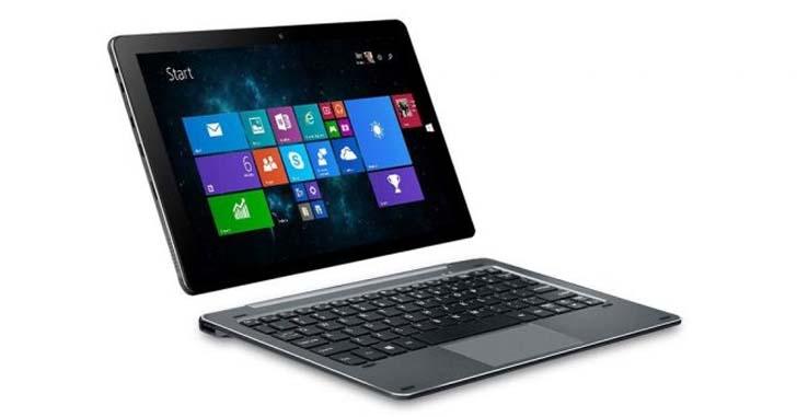 Планшет Chuwi Hi10 Air будет поддерживать подключаемую клавиатуру