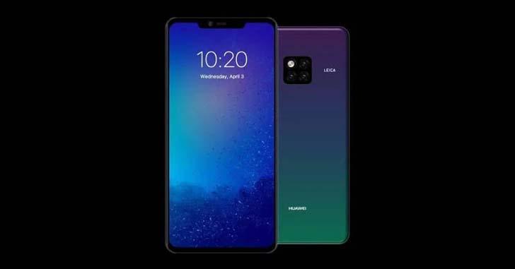 Смартфон Huawei Mate 20 Pro набрал в AnTuTu более 313000 баллов