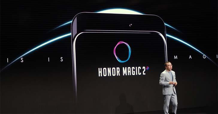 Премьера смартфона Honor Magic 2 состоится 31 октября