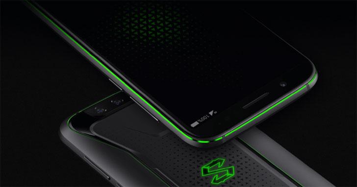 Игровой смартфон Xiaomi Black Shark 2 показали на видео