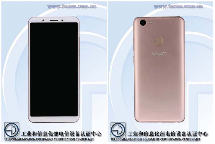 Неизвестный смартфон Vivo замечен на сайте TENAA