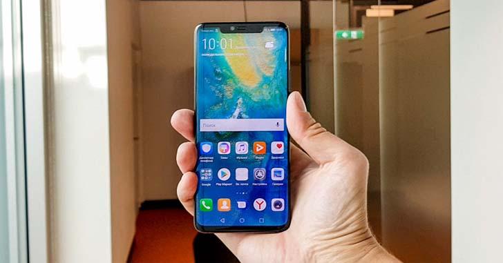 Флагманы Huawei Mate 20 и Mate 20 Pro представлены официально