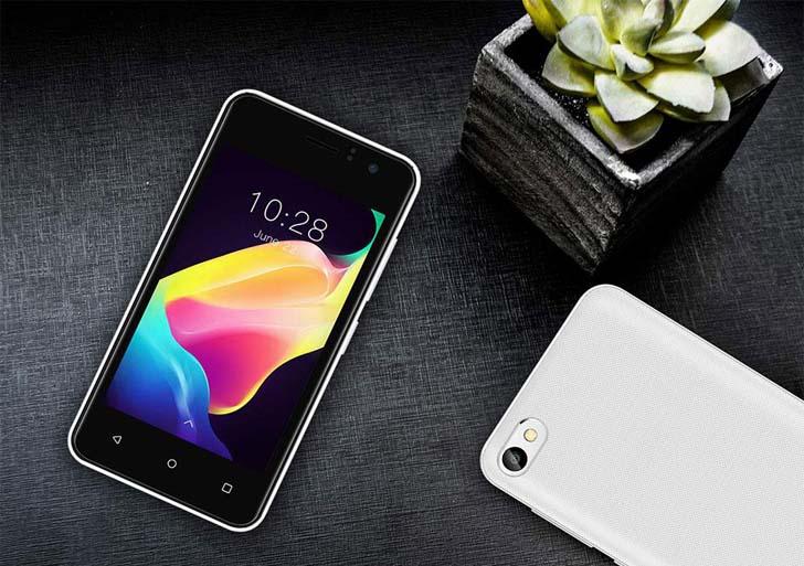 Ультрабюджетный смартфон EL W40 оценили всего в $35