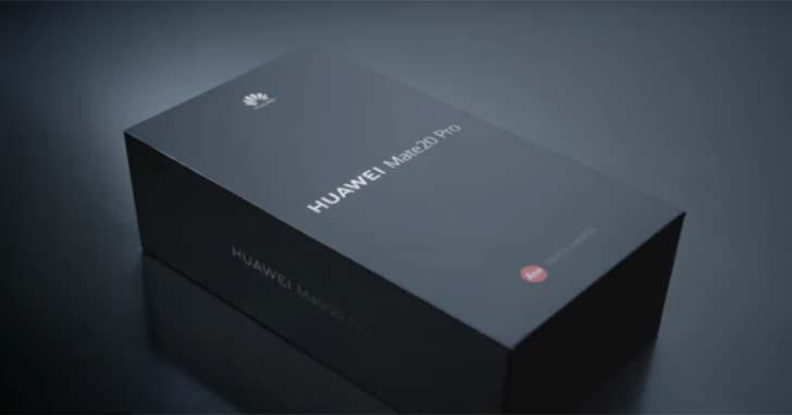 Возможности Huawei Mate 20 Pro показали на официальном видео