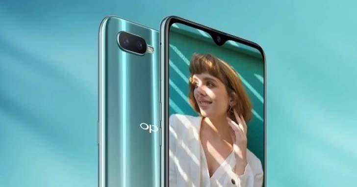 Официально представлен смартфон Oppo R15X