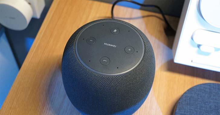 Умная колонка Huawei AI Speaker — копия Apple HomePod?