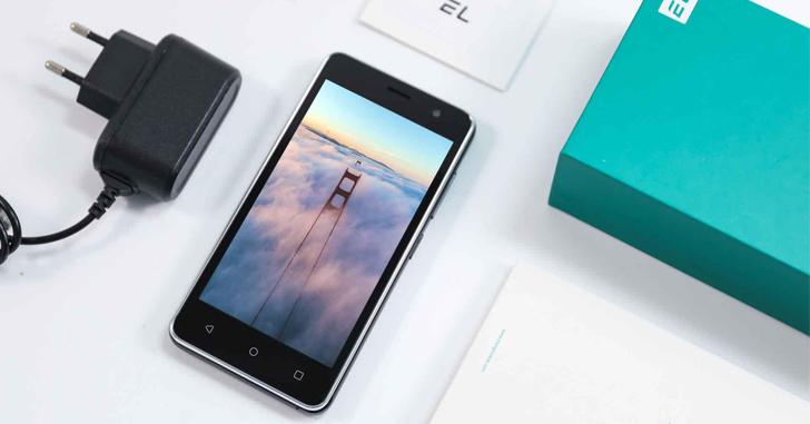 Доступный смартфон EL W45 оценили всего в $42