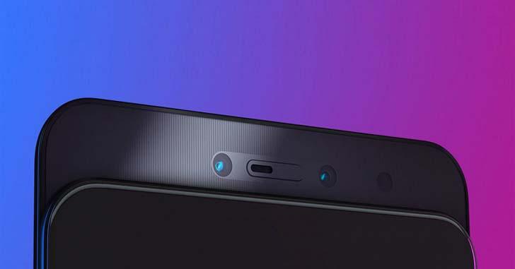 Представлен еще один смартфон-слайдер - Lenovo Z5 Pro