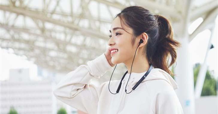 Беспроводные наушники Xiaomi Necklace Bluetooth Earphone Youth стоят $25