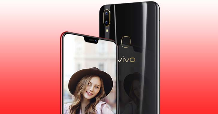 Смартфон Vivo Z1 Youth Edition оценили в $160