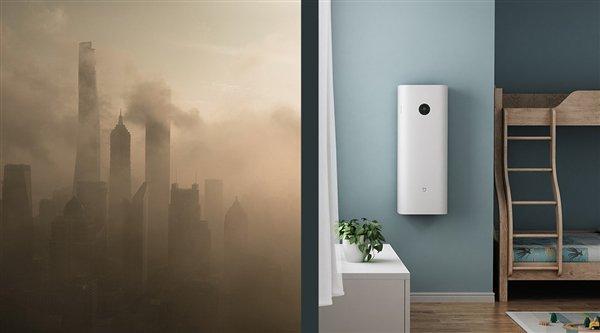 Xiaomi представила новый очиститель воздуха Mi Air Purifier