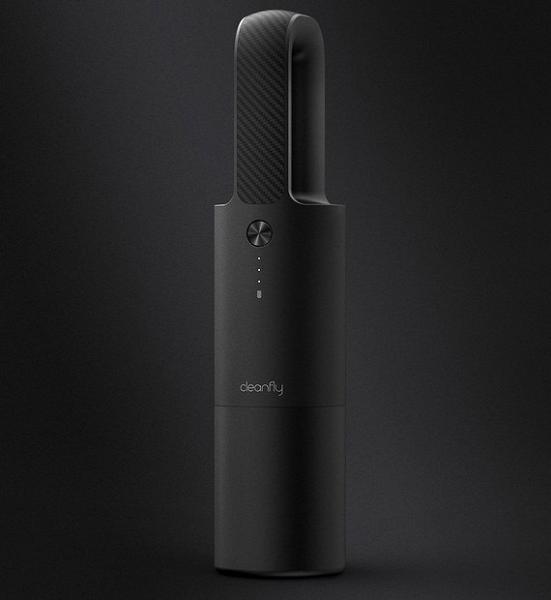 Xiaomi выпустила аккумуляторный автомобильный пылесос за $29