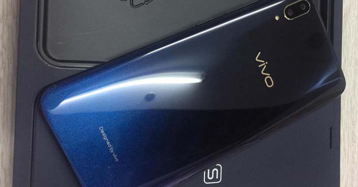 Официально представлен смартфон Vivo X21S