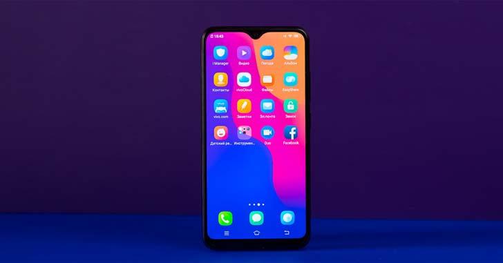 Смартфон Vivo Y95 с NFC представлен официально