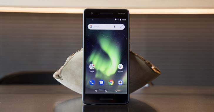 Стали известны характеристики смартфона Nokia 2.1 Plus
