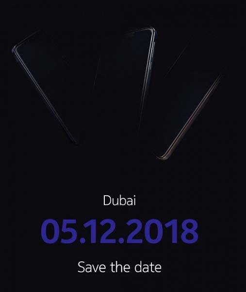 Nokia представит три новых смартфона 5 декабря в Дубае