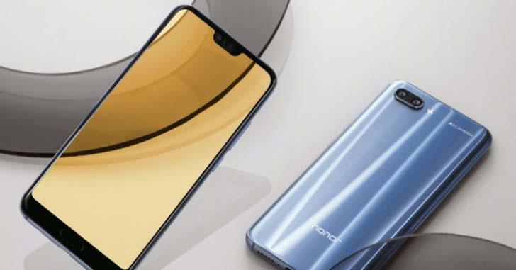 Смартфон Honor 10 Lite засветился в телевизионной рекламе