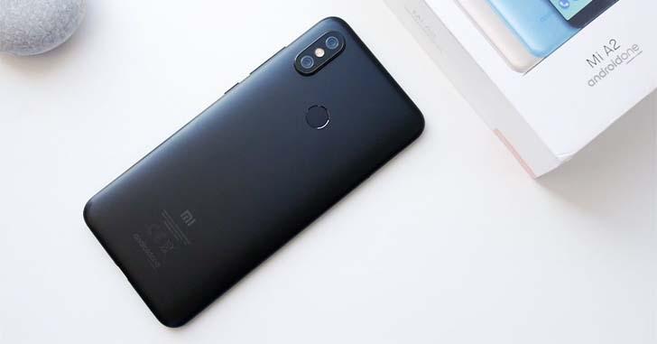 Владельцы Xiaomi Mi A2 столкнулись с очередной проблемой