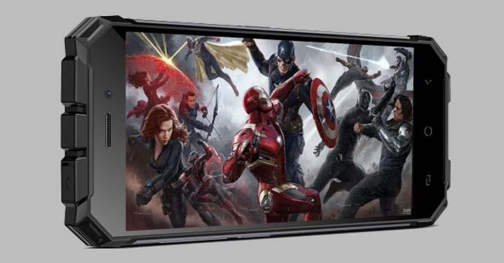 Анонсирован защищенный смартфон Ulefone Armor X2