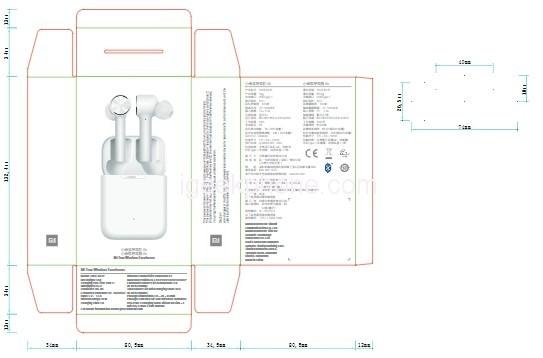 Xiaomi Mi True Wireless Earphones прошли сертификацию в FCC