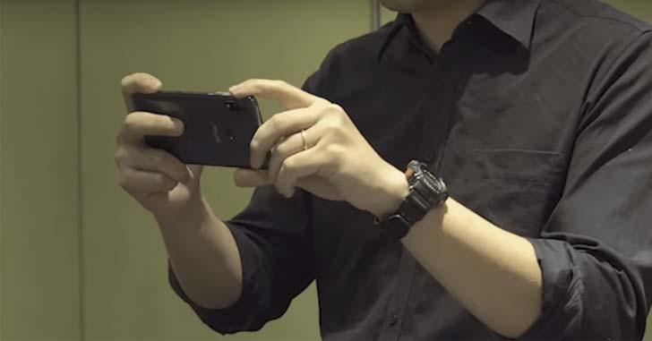 Asus ZenFone Max Pro M2 засветился на очередном видео