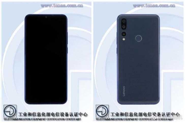 Смартфон Lenovo Z5S засветился в базе данных агентства TENAA