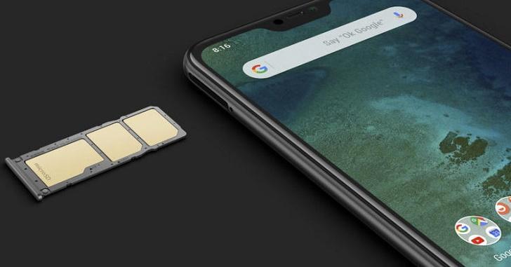 Xiaomi Mi A2 Lite начал обновляться до Android 9 Pie