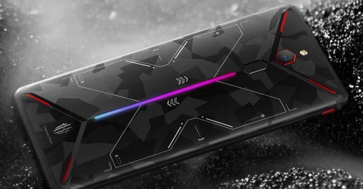Анонсирован геймерский смартфон Nubia Red Magic Mars