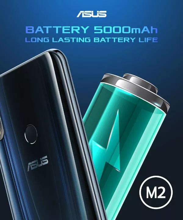 Asus ZenFone Max Pro M2 получит емкий аккумулятор и улучшенную камеру