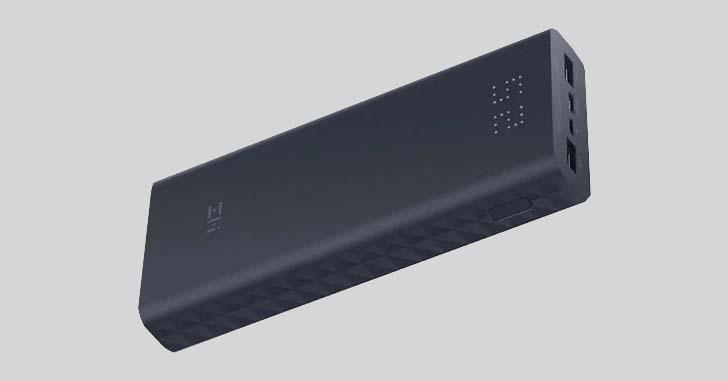 Портативный аккумулятор Xiaomi ZMI Aura 27W оценили в $29