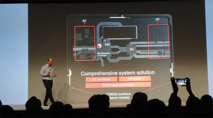 Qualcomm Snapdragon 855 не получил ни 5G модема, ни блока NPU