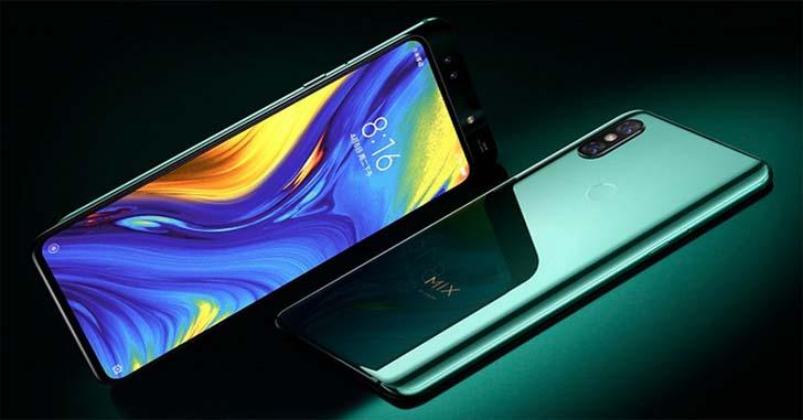Xiaomi Mi Mix 3 стал первым смартфоном на Snapdragon 855