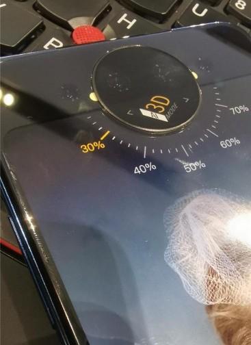 Vivo Nex Dual Screen показали на новых фото и видео