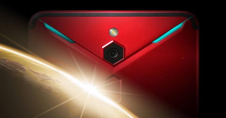 Игровой смартфон Nubia Red Magic Mars поступил в продажу по цене от $392