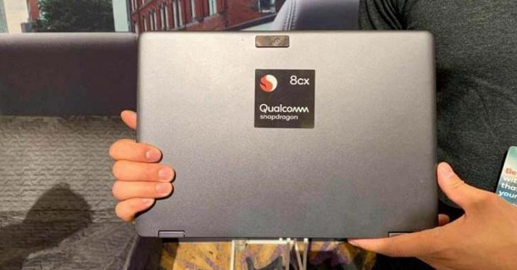 Asus Primus Ц первый ноутбук на процессоре Snapdragon 8cx