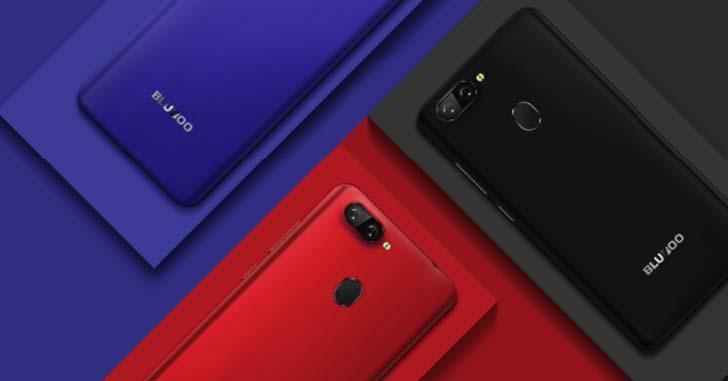 Новый смартфон Bluboo D6 Pro оценили в $80
