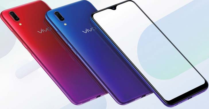 Представлен доступный смартфон Vivo Y93S