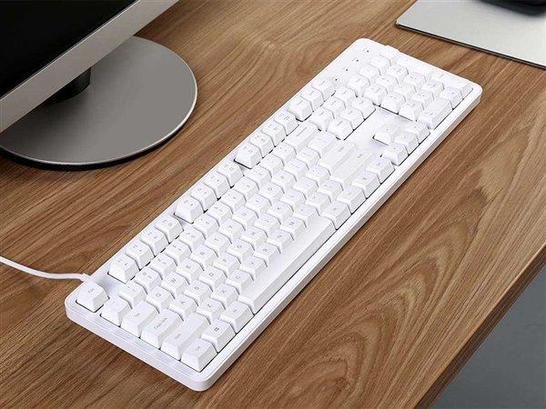 Xiaomi выпустила еще одну полноразмерную клавиатуру