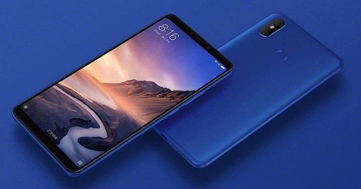 Известны сроки выхода фаблета Xiaomi Mi Max 4