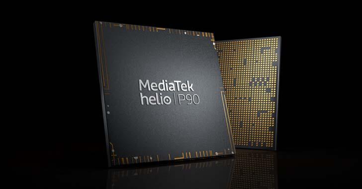 Официально представлена SoC MediaTek Helio P90