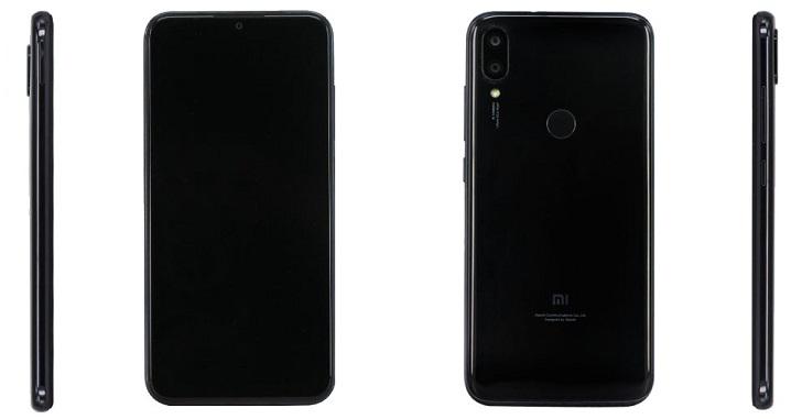 Xiaomi Redmi 7 получит «дырявый» экран и двойную камеру
