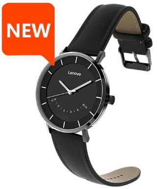 Умные часы Lenovo Watch S на AliExpress всего за $41,99!