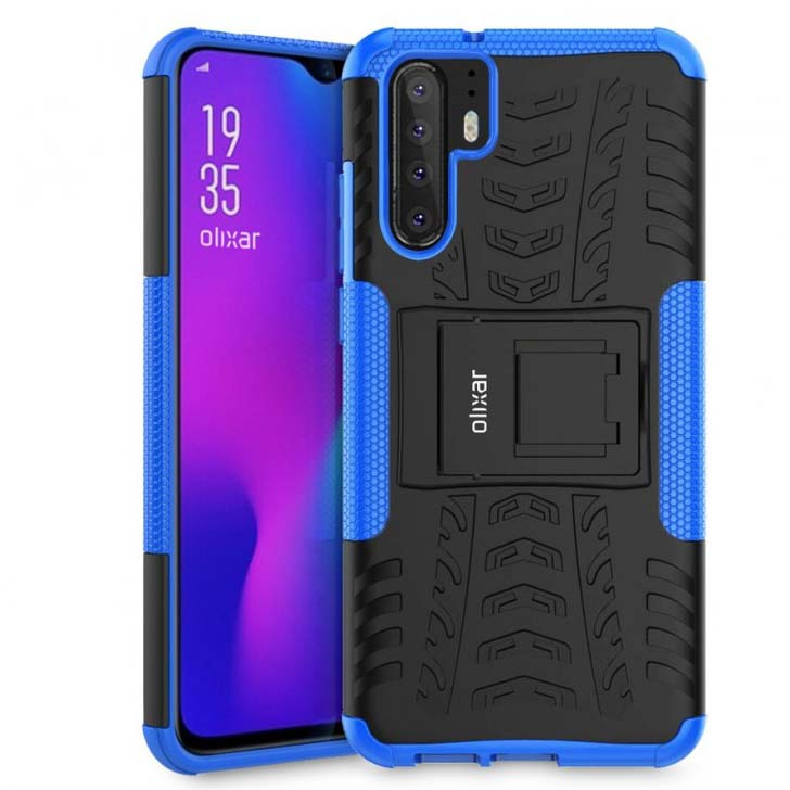Дизайн Huawei P30 Pro подтвержден производителем чехлов