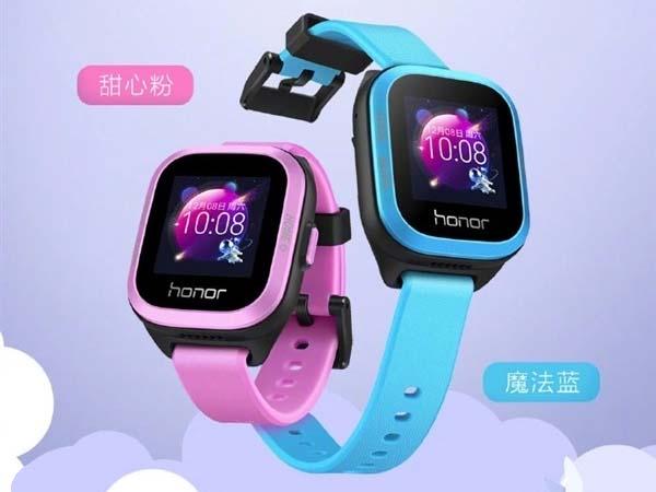 Представлены детские умные часы Honor K2 Kids Smartwatch