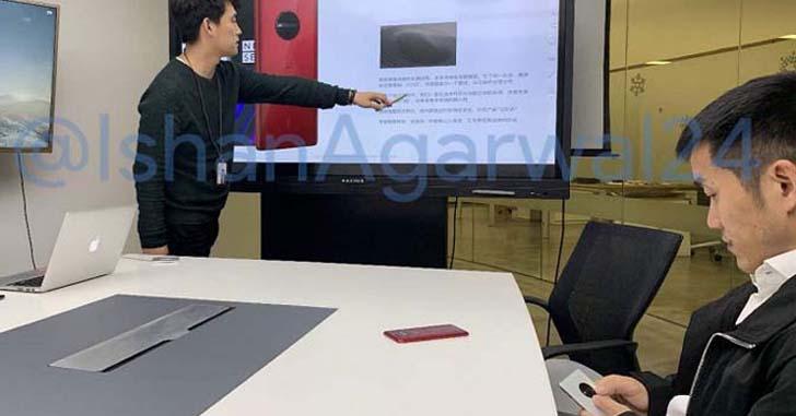 """Новый рендер подтверждает """"живое"""" фото OnePlus 7"""