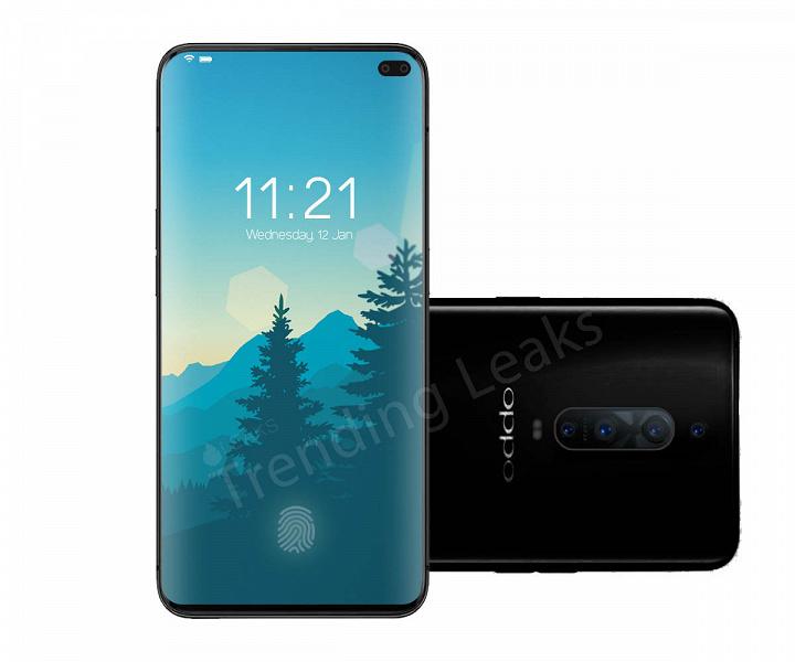 Смартфон Oppo F10 получит топовый чип Snapdragon 855