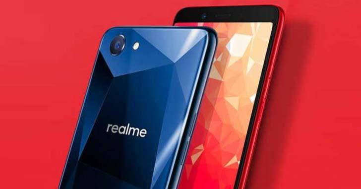 Доступный смартфон Realme A1 будет дешевле Realme U1